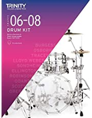 Trinity College London Drum Kit 2020-2023. Grades 6-8