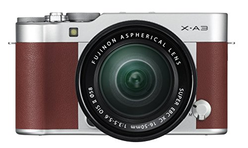 Fujifilm X-A3 Mirrorless Camera XC16-50mm F3.5-5.6...