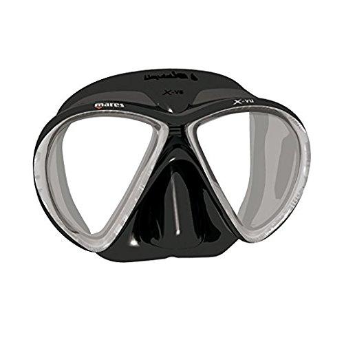 Mares X-Vu Sunrise Liquidskin Dive Mask