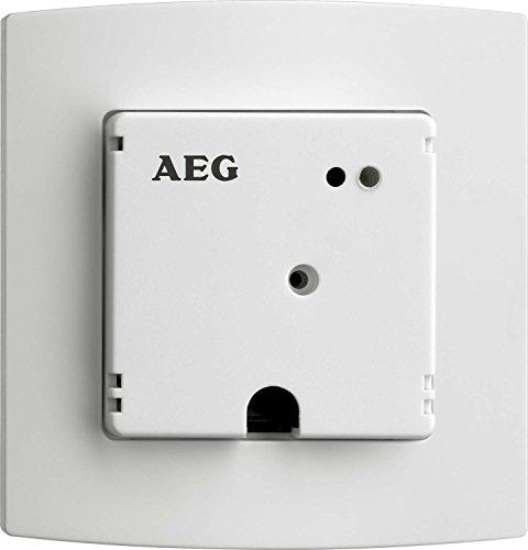 AEG Funkempfänger Unterputz RTF-E UP, für RTF-D oder RTF-A, zur Regelung für Wärmespeicher, Glas- und Natursteinheizung, 233864