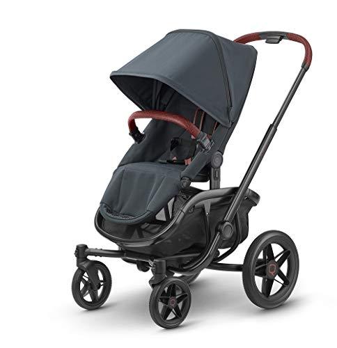 Quinny VNC Kinderwagen - ab 6 Monaten bis ca. 3,5 Jahre - Super Comfort Kinderwagen - Graphit Twist