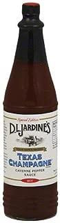 D.L. Jardine's Texas Champagne Cayenne Pepper Sauce, 6 Ounce