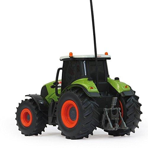 RC Traktor kaufen Traktor Bild 1: RC ferngesteuerter Traktor Claas Axion 850 Maßstab 1:28 inkl. allen Batterien RTR - Sofort Spielbereit - LIZENZ NACHBAU*