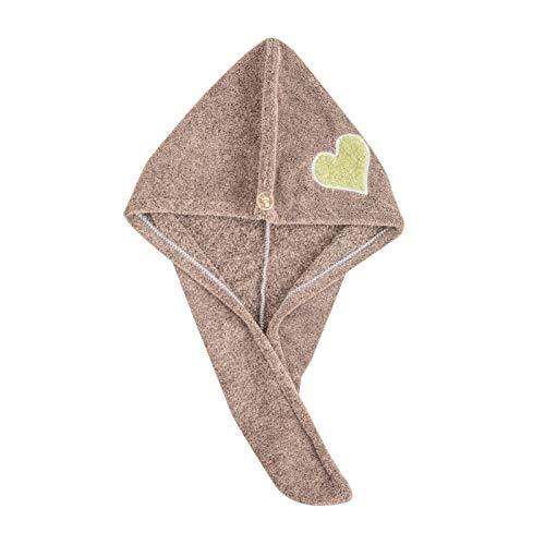 Turbante de Secado Rápido para Mujer Sombrero gorra de pelo toalla envoltura microfibra baño tapón envuelto súper absorbente secado toalla turbante para mujeres sombrero de pelo seco Toalla de Microfi