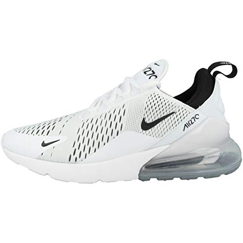 Nike Damen W Air Max 270 Sneakers, Weiß White Black White 100, 37.5 EU