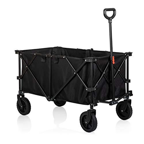 ONIVA - a Picnic Time brand Adventure Wagon XL, Black