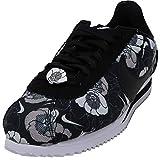Nike Wmns Classic Cortez LX, Zapatillas de Atletismo Mujer, Negro (Black/Black/White 1), 38 EU