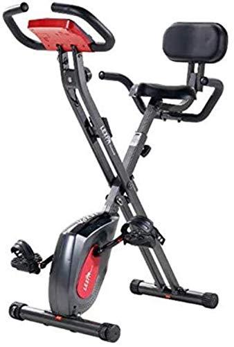 Hometrainer, hometrainer Sport/Home Mute Dynamic Magnetic Controle gymnastiekfiets vouwfiets Boeken Belt Drive, Thuis fitnessapparatuur ZHANGKANG