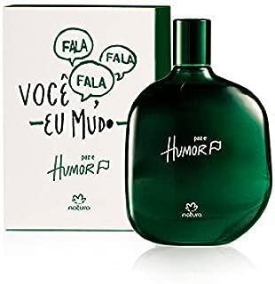 Linha Humor Natura - Agua de Colonia Masculina Paz e Humor (Humor 6) 75 Ml - (Natura Mood Collection - Love and Peace (Mood 6) Eau De Cologne For Men 2.53 Fl Oz)