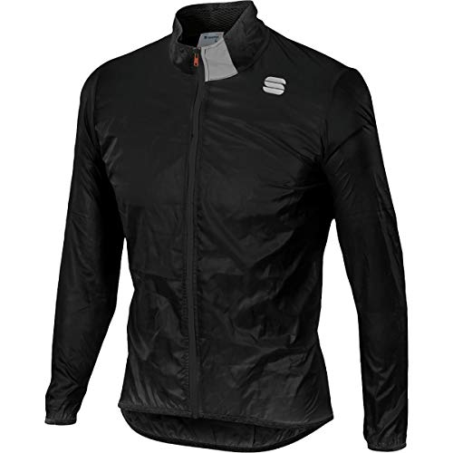 Sportful Giacca Hot Pack Easylight Uomo, Black