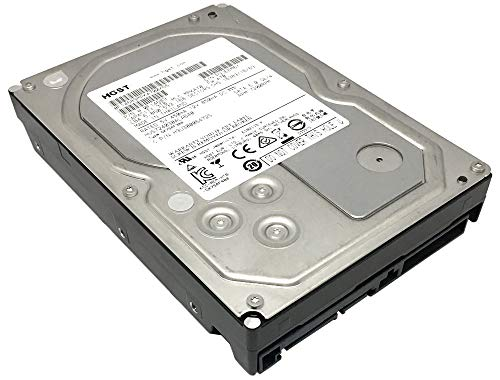 "HGST Ultrastar 7K4000 HUS724030ALA640 (0F14689) 3TB 7200 RPM 64MB Cache SATA 6.0Gb/s 3.5"" Internal Hard Drive (Enterprise Grade) - OEM w/5 Year Warranty (Renewed)"