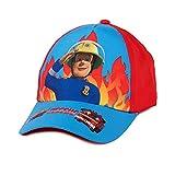 United Labels Feuerwehrmann Sam Kinder Cap Basecap