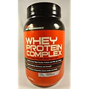 GNC Pro Performance Whey Protein Complex - Double Chocolate 2 lb(s).