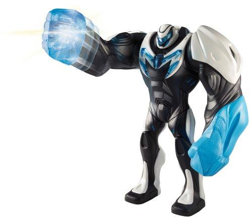 Max Steel - Figura de Juguete (Mattel Y1411)