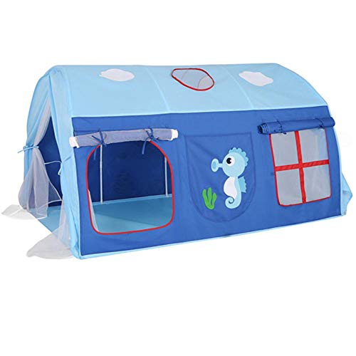 LMM Kinder Pädagogisches Spielzeug Indoor-Spiel Zelt Prince Castle Family Recreation Spielzeug-Zelt Das Interessanteste Und Intimes Spielzeug Haus Für Kinder