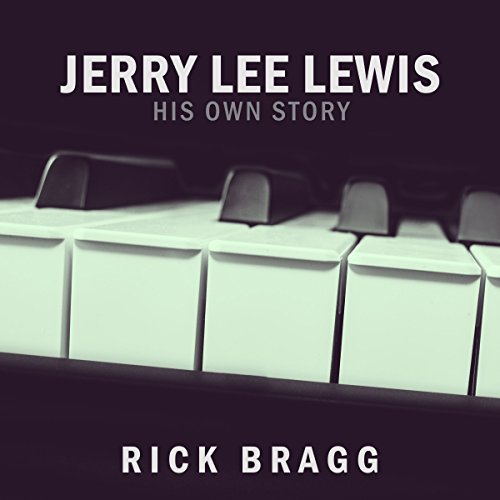 Jerry Lee Lewis: His Own Story audiobook cover art