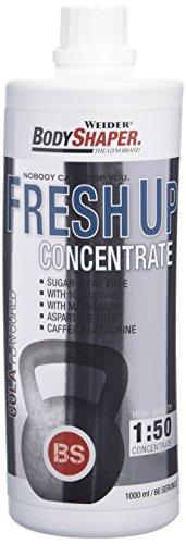 Weider Fresh Up Getränkekonzentrat, Cola, zuckerfrei mit Vitaminen und Mineralstoffen, 1 Liter