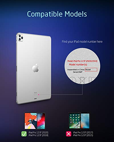 ESR『iPadPro12.9ガラスフィルム』