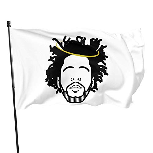 YUYUTE Party Garden Park/Banderas Sinner Crown Home Garden Flag for Outdoor House Porch Welcome Holiday Decoration, Fit Chritmas/Birthday/Happy New, 3x5ft