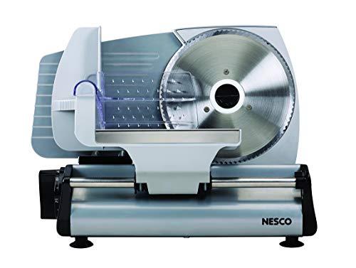 Nesco 7.5 food slicer, One Size, Silver