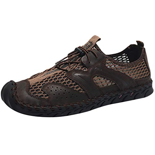 Affordable Men's Aqua Shoes with Arch Support, Slip-on Beach Walking Barefoot Quick Dry Water Shoes ...