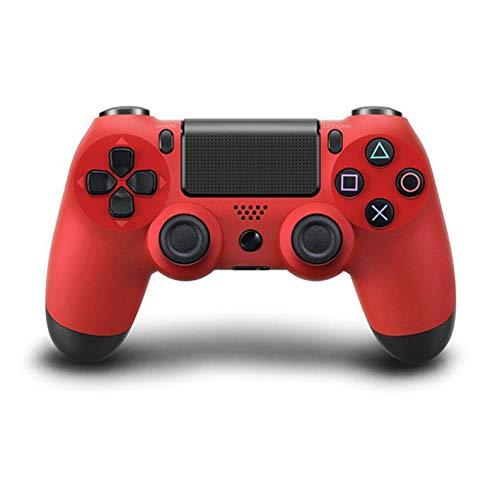 CXD Controladores De Juegos Inalámbricos, Bluetooth Sin Hilos del Juego Gamepad Joystick Inalámbrico De Videojuegos Joypad Negro Interfaz del Juego Accesorios,1