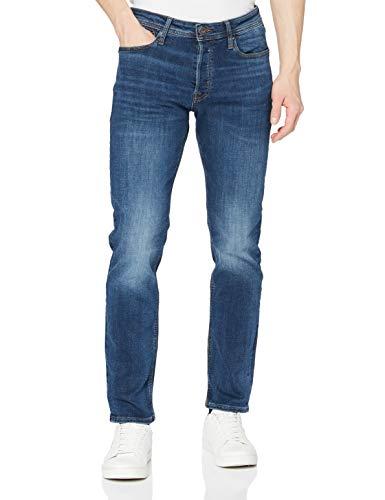 JACK & JONES Male Slim/Straight Fit Jeans Tim...
