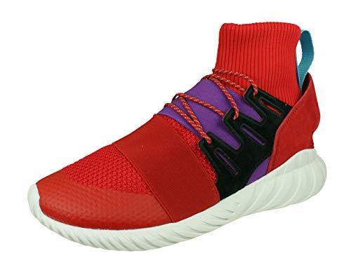 adidas Tubular Doom Winter, Scarpe da Fitness Uomo, Rosso, 44 2/3 EU