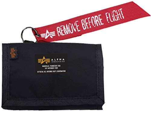Alpha Industries Crew Brieftasche