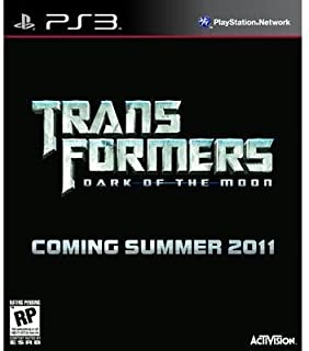 New Activision Transformers Dark Of The Moon Multiplayer Support Platform Support Playstation 3