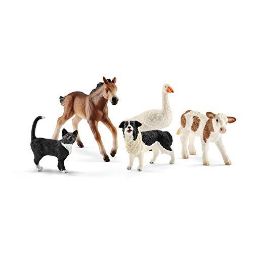Schleich 42386 – Farm Word Tier-Mix – Spielzeug - 2