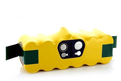Reoben 14.4V 4500mAh Ni-MH Batteria di Ricambio per iRobot Roomba Serie 500 510 521 530 531 600 605 610 615 616 620 772 774 776 780 800 865 871 875