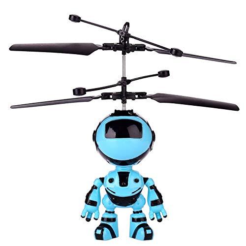 LRHD RC Intelligent Hand Sensing Mose Robot Robot Juguetes para niños Ejecuciones de suspensión de aviones electrónicos para niños Smart ACCIÓN ROBOT ROBOT CON MINI DRONE DRONE JUGUETES VOLLOS INTERPR
