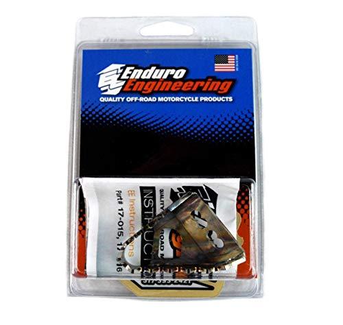 Enduro Engineering Brake Pedal Tip 17-016 - Compatible with KTM Husqvarna (45mm Wide) Moto MX Dirt Bike
