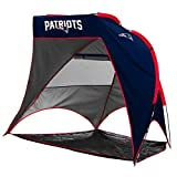 Logo Brands Officially Licensed NFL New England Patriots Unisex Retreat Cabana, One Size, Team Color