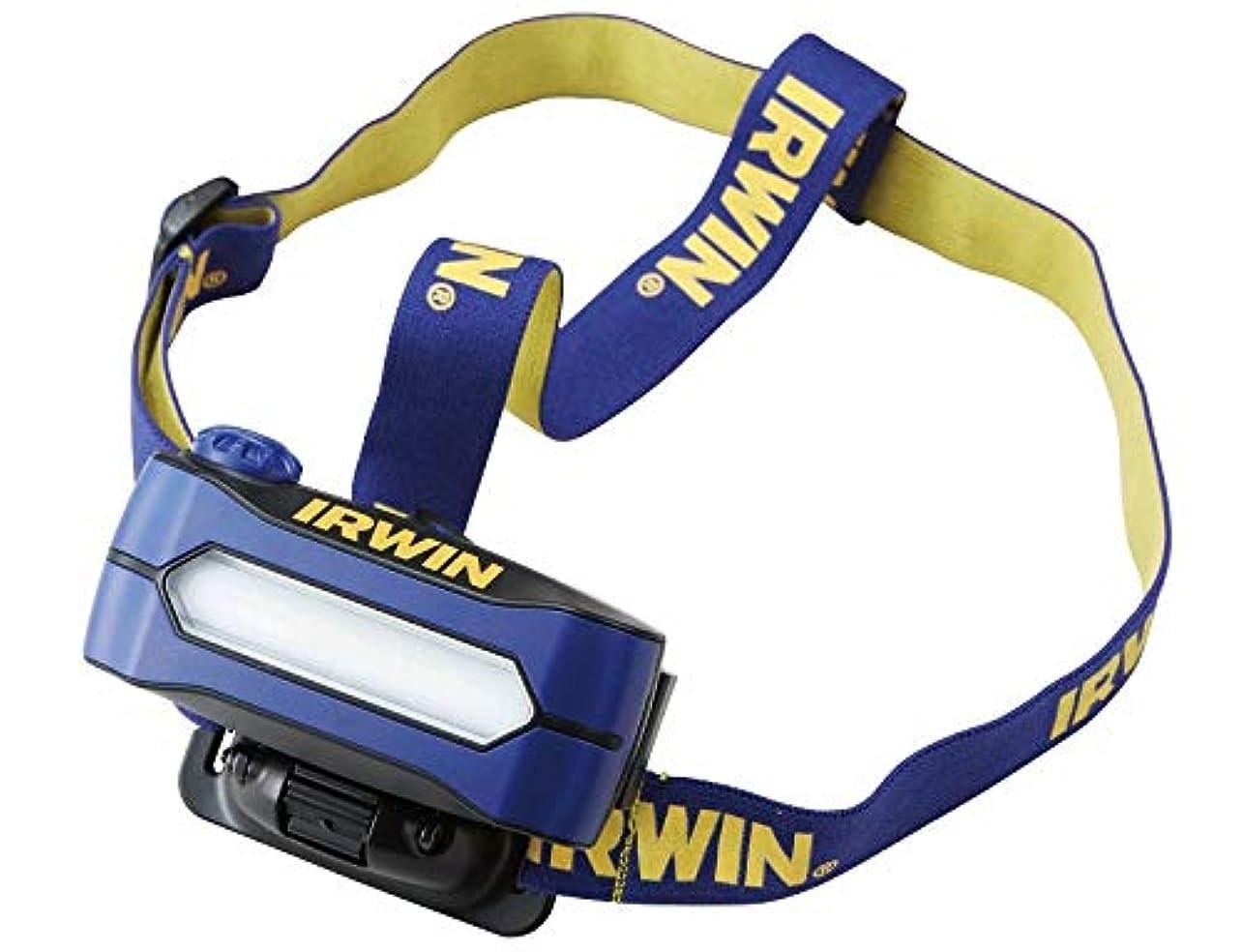 宣伝マットレス推進、動かすアーウィン(Irwin) 5W COBLED ヘッドライト 400LUMENS 2011888