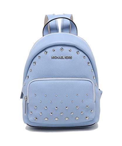"Michael Kors Erin Small Convertible Backpack Crossbody Michael Kors Logo On front 1 Zip Pocket at Front Zip Top Closure Custom Fabric Lining 1 Zip Pocket, 1 Slip-in Pockets Double Layering Full Length Slip Pocket 7.5"" (L) X 9""(H) X 3.5""(D) 3"" Top Han..."