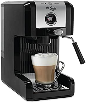 Mr. Coffee Easy Espresso and Cappuccino Machine