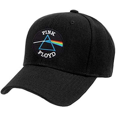 Pink Floyd - Gorra de Estilo béisbol con Parche para...