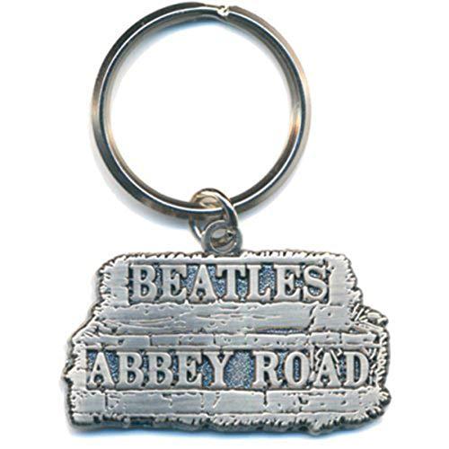 The Beatles Abbey Road Sign John Lennon llavero con licencia