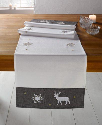 Tischläufer Winter 40x150
