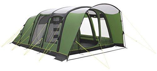 Outwell Flagstaff 6A Opblaasbare tent grijs/groen 2016 door Outwell