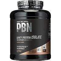 Premium Body Nutrition - Aislado de proteína de suero de leche en polvo (Whey-ISOLATE), 2,27 kg, sabor chocolate (75 porciones)