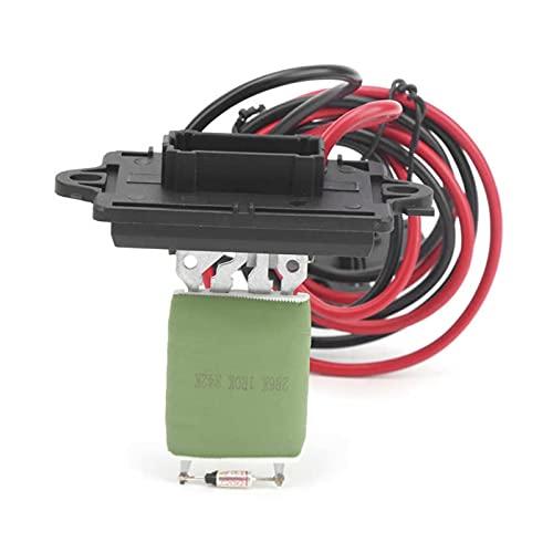 WYJ Componentes Auto Parts Accesorios DE Coche Calentador STOWER Motor ANIMIENTE 7701207876 Ajuste DE REEMPLAZO para Renault SCANIC MK II/Grand Scenic Piezas de soplador
