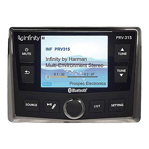 Infinity INF-PRV315.2 AM/FM/WB Digital Bluetooth Receiver