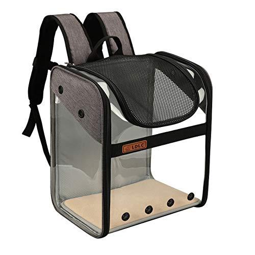 Hondenrugzak, verstelbare huisdierenrugzak is handig voor reizen en kamperen, huisdieren kunnen worden opgevouwen tijdens het uitvoeren