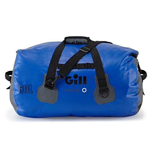 Gill 60L Convertible Race Team Graphite Bag, One Size