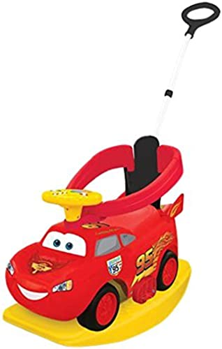 Disney CARS McQueen 4 in 1 Ride On - rot by Kiddieland Toys Limited