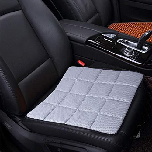 Autostoelbekleding, ademend, oven, season, auto-ijsstof, mesh-kussen, mird, stoelbekleding, mat, voor auto-onderdelen, bureaustoel grijs.