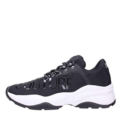Versace Jeans EOYUBSI9 Sneaker Herren Schwarz - 41 - Sneaker Low